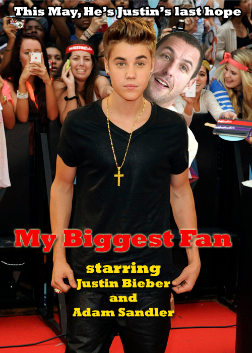 biggest fan poster