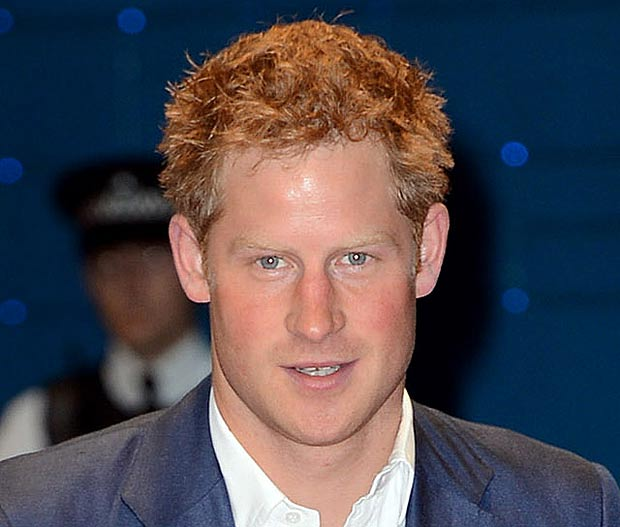 Prince Harry: I feel like I know you so well, especially your private parts